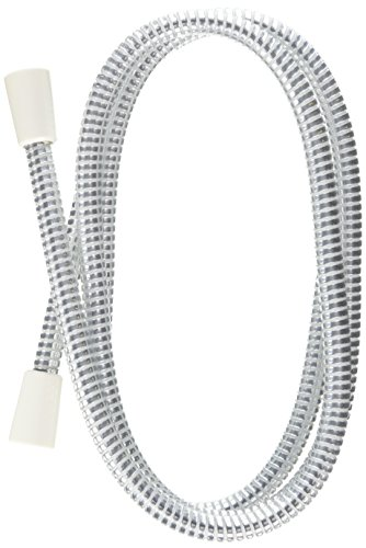 Delta Faucet 75006140 with 86-Inch UltraFlex Hose, Chrome/White by DELTA FAUCET (Image #2)