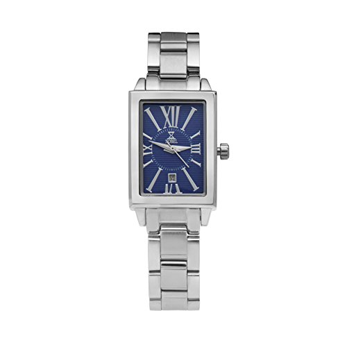 NOBEL Classic Sport Ladies Wrist Watch with Stainless Steel Bracelet - Ronda Swiss Movement