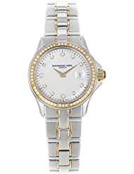 Raymond Weil Parsifal Quartz Female Watch 9460-SGS-97081 (Certified Pre-Owned)