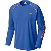 Columbia Terminal Tackle Zero Long Sleeve Mens Shirt (Multi Colors)