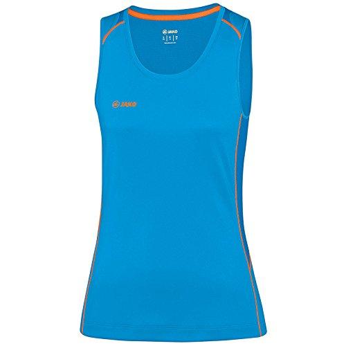 Jako Tank Top Power - Camiseta sin mangas de running para hombre azul