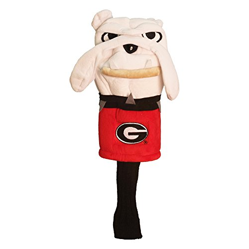 NCAA Georgia Bulldogs Mascot Head Cover (Georgia Bulldogs Golf)