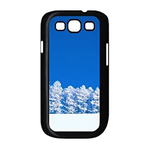 Snow Case For Samsung Galaxy S3 Black Nuktoe782744