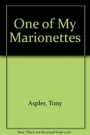 book cover of One of My Marionettes