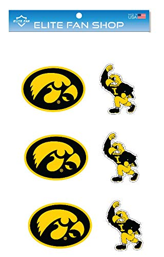 Elite Fan Shop Iowa Hawkeyes 3