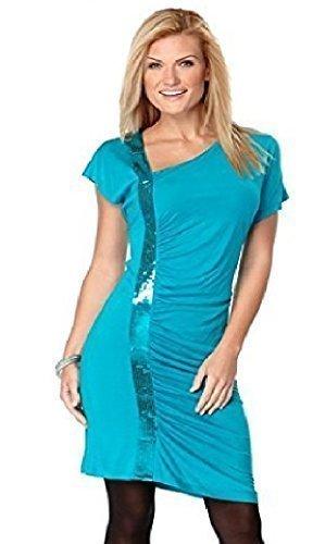 holidaysuitcase -  Vestito  - fasciante - Maniche corte  - Donna