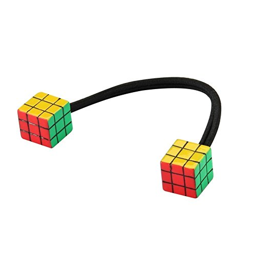 Price comparison product image Hairwear Rubix Cube Made With Acrylic by JOE COOL