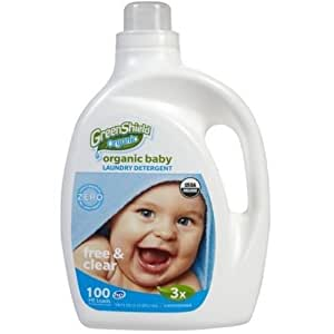 Amazon Com Green Shield Organic Free And Clear Baby