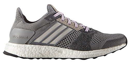 Zapatillas De Running Adidas Performance Mujeres Ultra Boost Street Grey / White