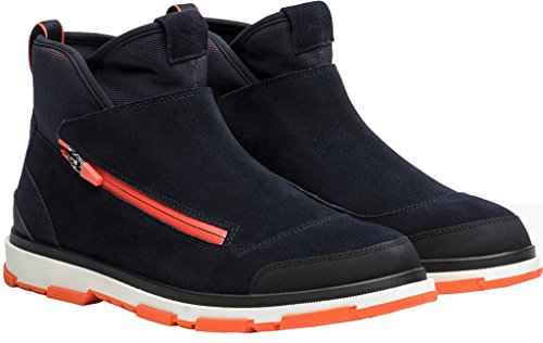 Swims Mens Storm Gaiter Winter Boot Navy/Black/Orange Size 11 by SWIMS