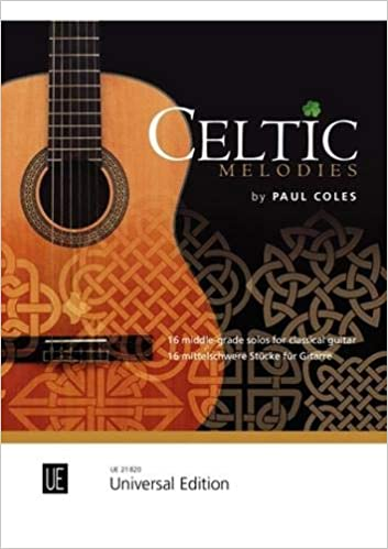 Universal Edition Celtic Melodies