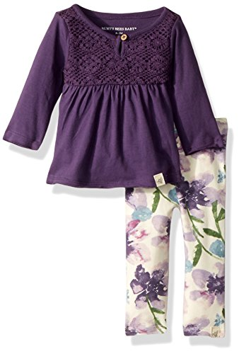 Top and Pant Set, Tunic and Legging Bundle, 100% Organic Cotton