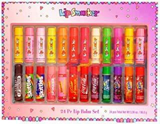 Lip Smacker Lip Balm Set - 24ct Sold Out Everywhere - Lip Smacker 24 Piece Lip Balm Set