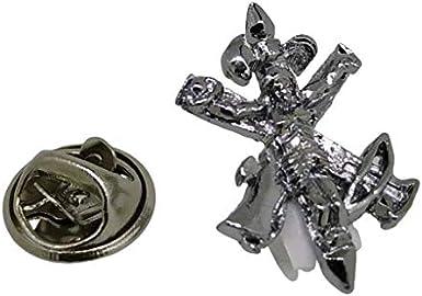 Gemelolandia Pin de Solapa Cristo de la Buena Muerte de la Legión Española 20x15mm: Amazon.es: Ropa y accesorios