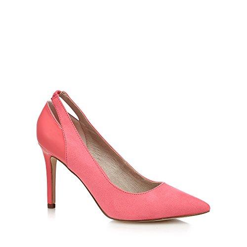 Faith - Sandalias de vestir para mujer rosa rosa Talla única