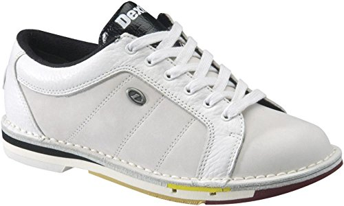 Dexter Women's SST Left Hand Bowling Shoes, White, 11 by Dexter