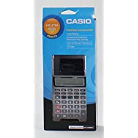 Casio Printing Calculator HR-8TM Plus Large Display Uncluttered Keyboard