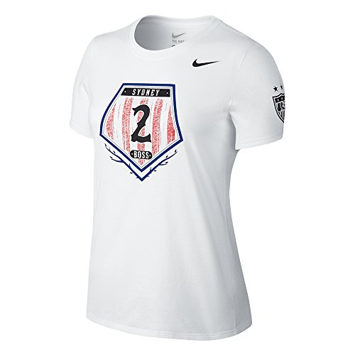 Nike Women's Sydney Leroux Boss Tee (Small)]()
