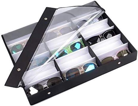 Amazon.com: Yi-Yi - Estuche para gafas y joyas, organizador ...