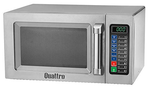 Quattro 1000 W programable comercial Catering microondas ...