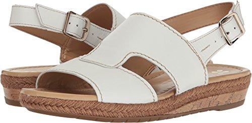 naturalizer white sandals - 6