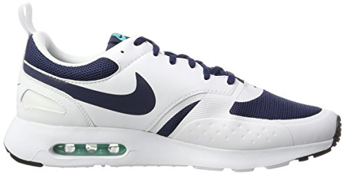 Midnight hyper Air Vision Blu Navy white Uomo Midnight NIKE Max Navy Scarpe Running zcWppa7