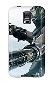 First-class Case Cover For Galaxy S5 Dual Protection Cover Ninja Gaiden 2 Hdtv 1080p