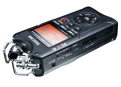 Tascam DR-40 4-Track Portable Digital Audio Recorder by Tascam (Image #12)