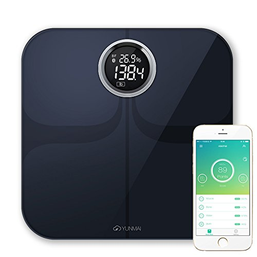 Price comparison product image Yunmai Wireless Bluetooth Smart Scale Weight Body Digital BMI IOS & Android