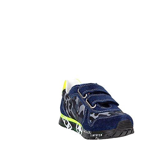 Naturino 0012010395.02.9111 Niedrige Sneakers Boy Blau