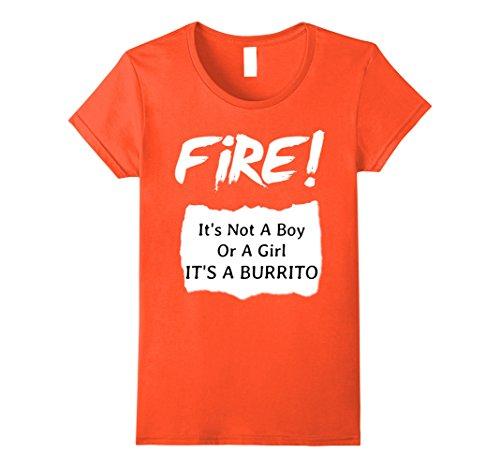 Burrito Costume Girl (Womens
