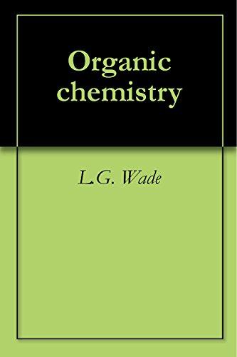 Organic chemistry 8th lg wade amazon organic chemistry by wade lg fandeluxe Choice Image