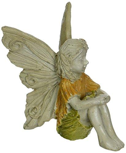 Georgetown Hands Around Knees Fiddlehead Garden Fairy