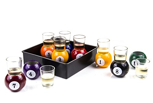 Ball Shot Glass - 2