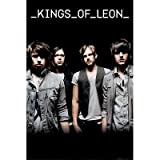 "Kings Of Leon - Music Poster (The Guys) (Size: 24"" x 36"") Poster Print, 36x24 Poster Print, 36x24"