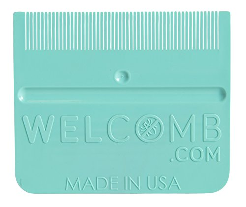 WelComb Lice & Nit Removal Comb (3)