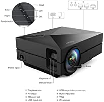 Tronfy TP60 - Proyector LED (130