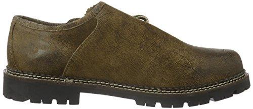 Stockerpoint Unisex-Erwachsene Schuh 1224 Schnürhalbschuhe Braun (havanna gespeckt)