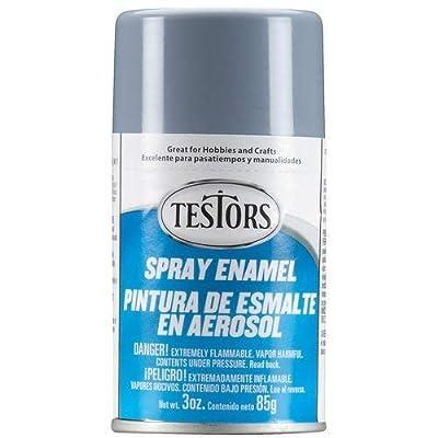 Testors Spray Enamel Paint Primer - 1237 ^: Toys & Games
