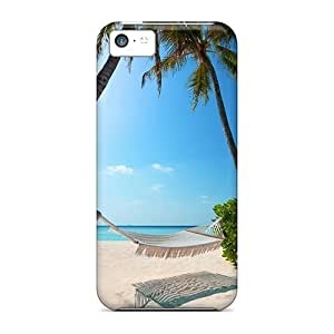 [DNTVRJu692SsTVy]premium Phone Case For Iphone 5c/ Maldives Islands Tpu Case Cover