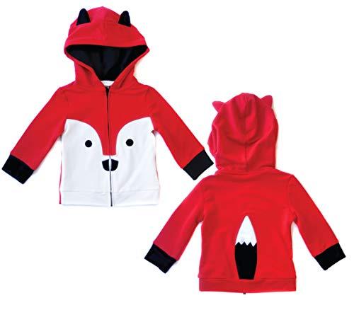 Toddler Foxy Hoodie (3 yrs)]()