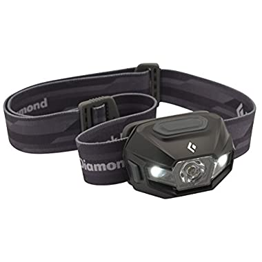 Black Diamond Revolt Headlamp, Matte Black