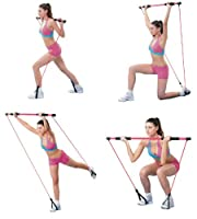 Gymnastikstab Multifunktion Stab 130 cm
