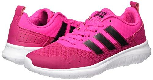 de Gimnasia Cloudfoam Flex Mujer Rosa Zapatillas adidas W Lite 1Rnaq
