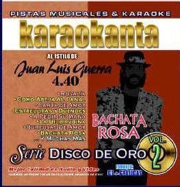 Karaokanta KAR-1702 - Serie Disco de Oro Vol. ii Spanish CDG