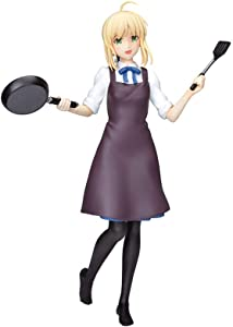 Sega Today's Menu for the Emiya Family: Saber Premium Figure