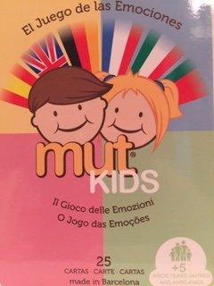 Mut Kids 2 - Cartas Idiomas con Preguntas o Frases Abiertas