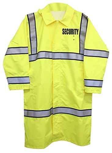 uniform rain jacket - 1