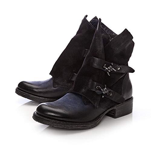 Moda Damen Pelle Cowboy in Stiefel rBqESr8wx