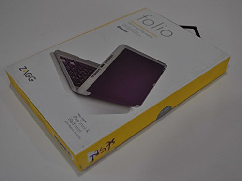 Zagg - Zaggfolio Keyboard Case For Apple® Ipad® Mini
